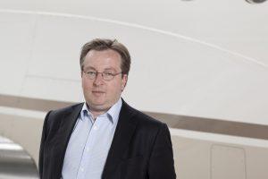 Patrick Hansen, codirigeant de Luxaviation, a changé d'avis et vise maintenant le marché américain. (Photo : Luxaviation)