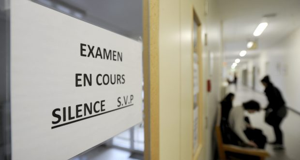 Examens de fin d 39 tudes un taux de r ussite record - Chambre nationale des huissiers de justice resultat examen ...