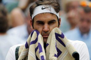 Fin de saison prématurée pour Roger Federer. Qui promet de revenir l'an prochain. Encore plus fort. (Photo : AFP)