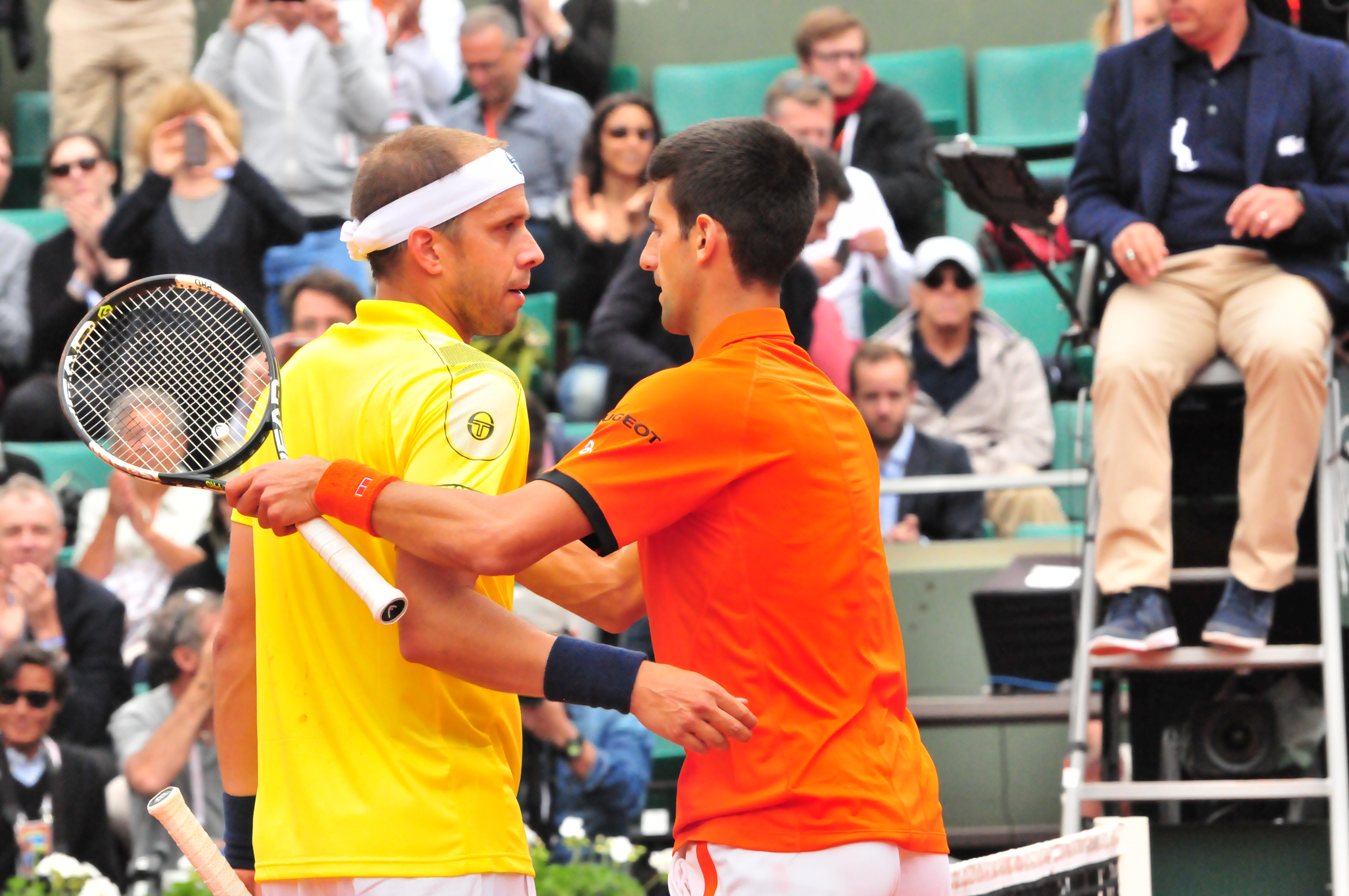 Muller n'a jamais pris un set à un numéro 1 mondial en exercice. (Photo : DR)