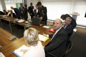 Étienne Schneider, vice-Premier ministre et ministre de la Sécurité intérieure, a fait des propositions pour rendre la carrière policière plus attractive. (Photo : Jean-Claude Ernst)