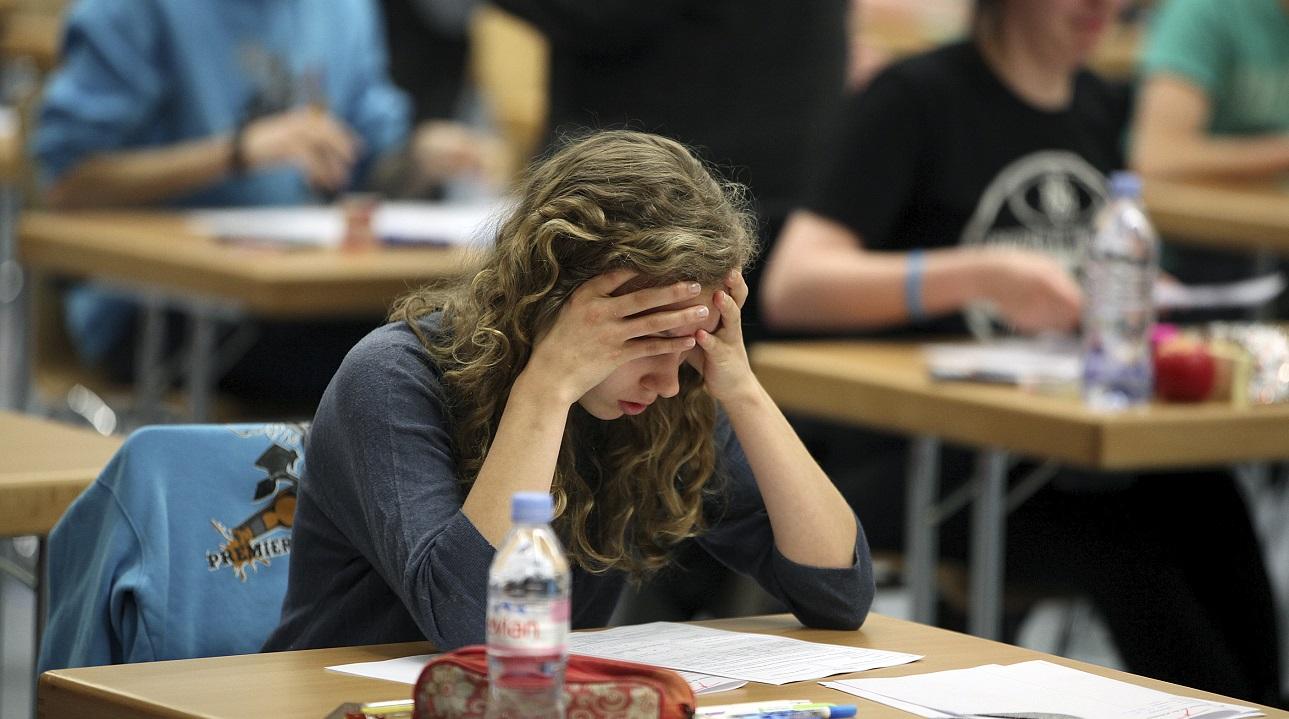 Plusieurs élèves de l'annexe Mersch semblent avoir été intoxiqués au monoxyde de carbone. (illustration Didier Sylvestre)