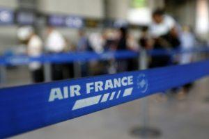 """Air France prévoit """"plus de 80%"""" de vols dimanche au cinquième jour de grève, mais n'exclut pas de nouvelles perturbations. (Photo : AFP)"""
