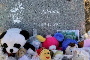 Durant sa courte vie, Adelaïde n'aura pas eu d'existence légale, faute d'avoir été inscrite à l'état civil. (Photo archives AFP)