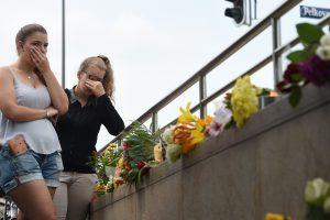 L'émotion est très forte à Munich au lendemain de la fusillade qui a semé le chaos dans toute la ville. (photo AFP)
