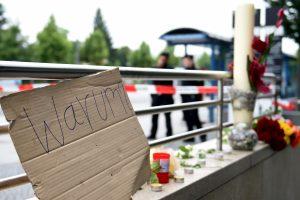 Les Allemands cherchent à comprendre. (photo AFP)