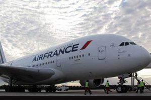 Ce jeudi, 30.000 passagers d'Air France sont touchés par la grève, sur un total de 140.000. (photo AFP)