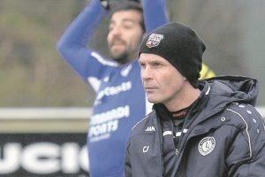 Christian Joachim a l'ambition de rendre Rumelange un peu plus joueur que l'an passé. (photo Jeff Lahr / Tageblatt)