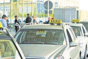 À partir du 1er septembre, les clients pourront choisir leur taxi dans la file d'attente. (photo archives LQ)