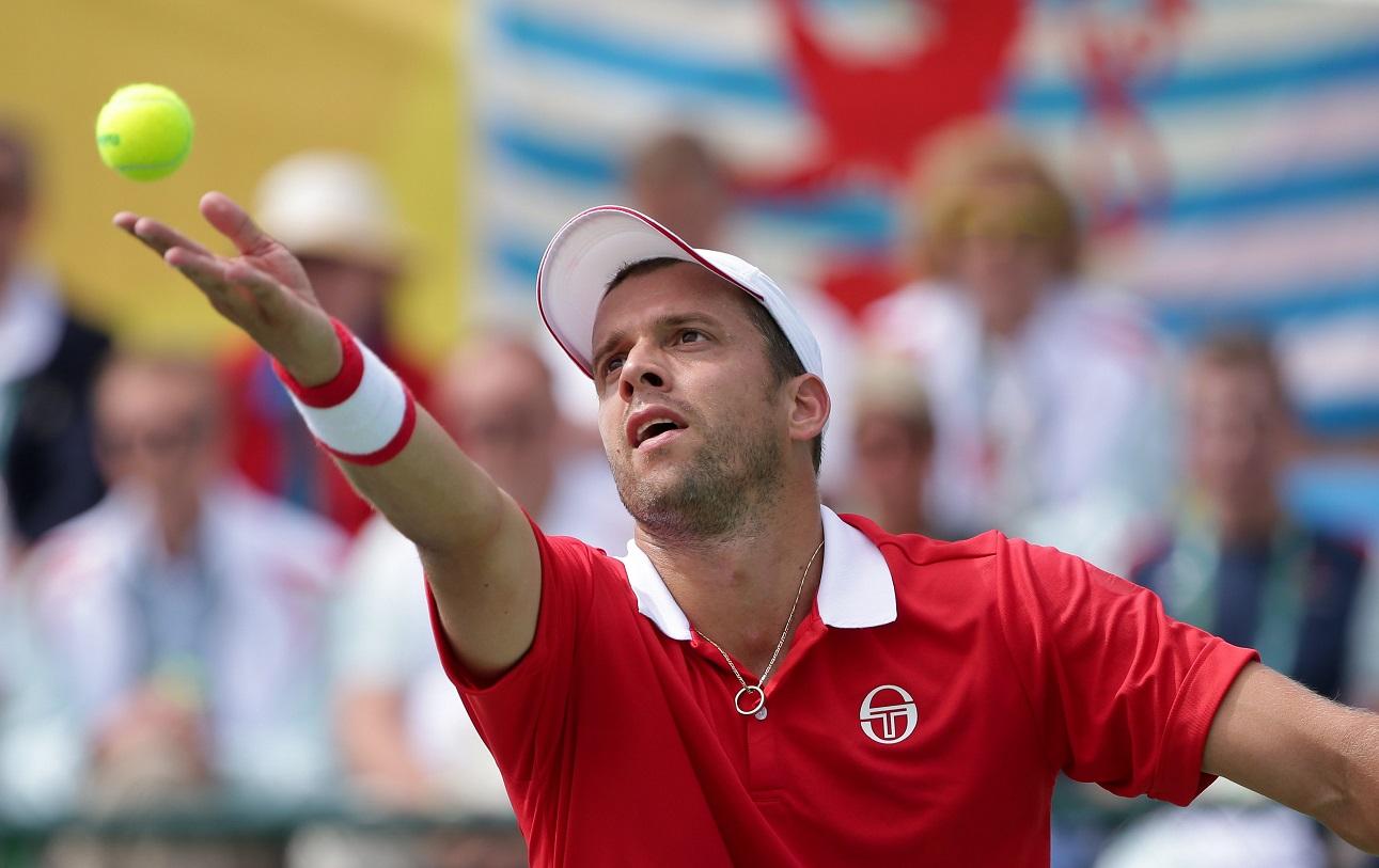 Très en vue à Rio, Gilles Muller devra être à son meilleur niveau pour espérer faire vaciller Gaël Monfils, au premier tour de l'US Open. (Photo Editpress/Gerry Schmit)