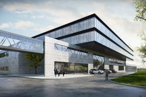 Ce nouveau siège devrait voir le jour d'ici deux à trois ans et sera à proximité du hangar de maintenance de la société aérienne luxembourgeoise. (Photo Droits réservés)