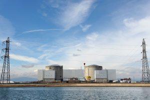 La fermeture de la centrale de Fessenheim doit se faire à l'horizon 2018, a promis le président français François Hollande. Photo : afp