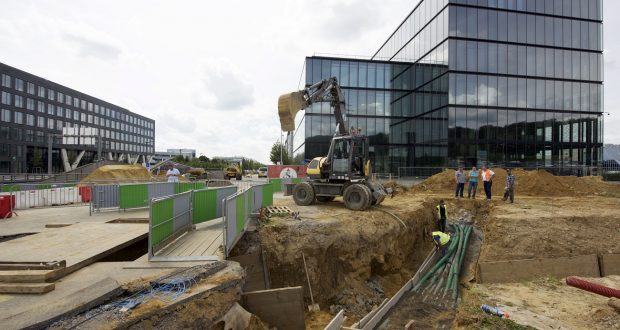Sopinor construction luxembourg