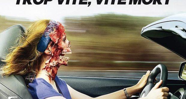 Affiche choc de la Sécurité routière : « Pas question de ...