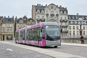 Ce «superbus» ressemblera au Mettis, en circulation à Metz. (Photo archives DR)