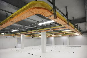 Etix Everywhere conçoit notamment des datacenters à l'intérieur de bâtiments existants. (photo Etix Everywhere)