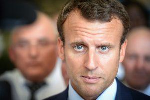 Cette démission est-elle un nouveau pas vers une candidature d'Emmanuel Macron à l'élection présidentielle de 2017 ? (photo AFP)