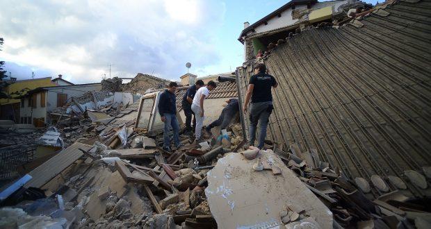 Italie: un fort séisme fait plusieurs victimes dans le centre du pays