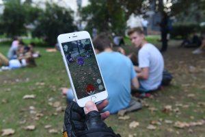 Les Pokémon rares sont susceptibles d'attirer beaucoup de monde, et pas seulement des élèves, dans les établissements scolaires. (illustration AFP)