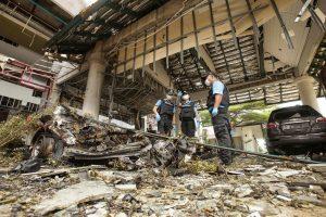 Une nouvelle attaque sanglante, moins de deux semaines après des attentats dans des stations balnéaires. (Photo AFP)