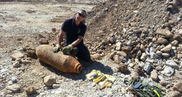 Alsace Decouverte D Une Bombe De La 2nde Guerre 1000 Personnes