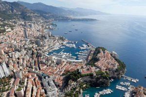 Monaco gagnera six hectares supplémentaires sur la mer à l'horizon 2025. (photo AFP)