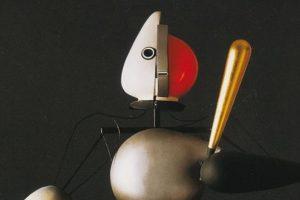 Le Centre Pompidou-Metz consacrera, à partir d'octobre, une exposition à l'artiste et chorégraphe allemand Oskar Schlemmer (1888-1943), qui révolutionna l'art de la danse et de la performance au sein du Bauhaus. (DR Oskar Schlemmer)