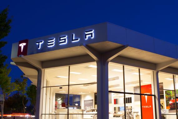 Le point de vente se situe au Situé au 194 route de Thionville, à Luxembourg-Bonnevoie. (photo Tesla)