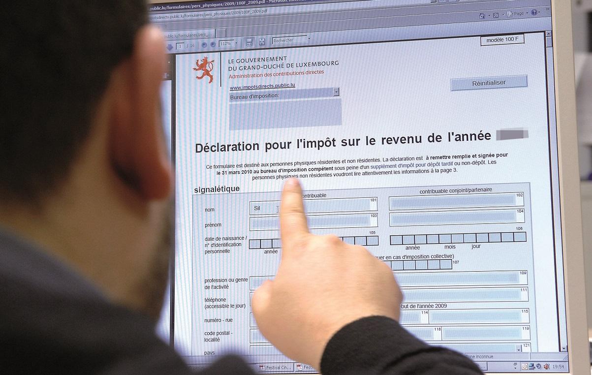 Le passage en question de la réforme fiscale, qui doit entrer en vigueur le 1er janvier 2017, est jusqu'à présent passé quasi inaperçu au Luxembourg. (illustration Isabella Finzi)
