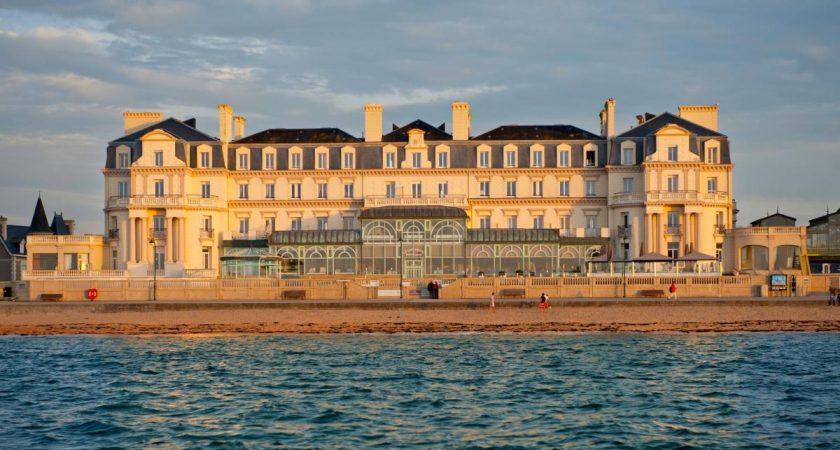 Hotel Des Thermes Marins Saint Malo