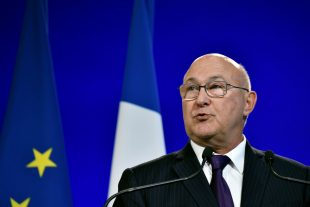 Le ministre français des Finances, Michel Sapin. (photo AFP)