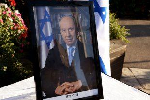 Les funérailles de l'ancien président israélien et prix Nobel de la paix auront lieu ce vendredi, à Jérusalem. (Photo AFP)
