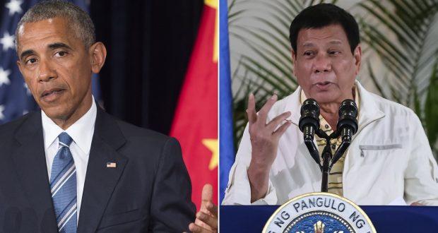 Obama ne rencontrera pas le président philippin