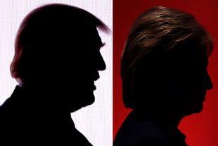 Les deux candidats à la Maison Blanche vont être particulièrement exposés lors de ce débat et leurs faiblesses respectives seront mises en lumière. (Photo AFP)