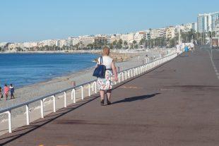 La ville de Nice avait déjà été touchée par un attentat le 14 juillet. (Photo : RL)