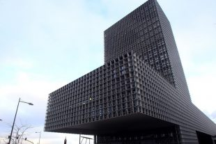 L'Université de Belval et son architecture étonnante : les coureurs de la Transfrontalière la verront de près… (Photo : RL)