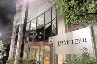 L'annonce a soufflé le froid, mardi, dans les locaux de J.P. Morgan, à Senningerberg. (photo Jeremy Zabatta)
