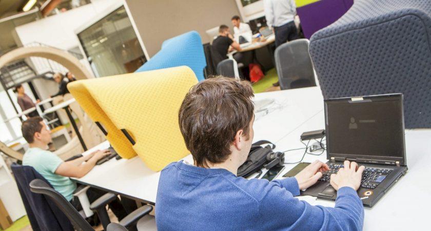 Les espaces de coworking restent encore assez confidentiels au Grand-Duché. (illustration archives Tania Feller)