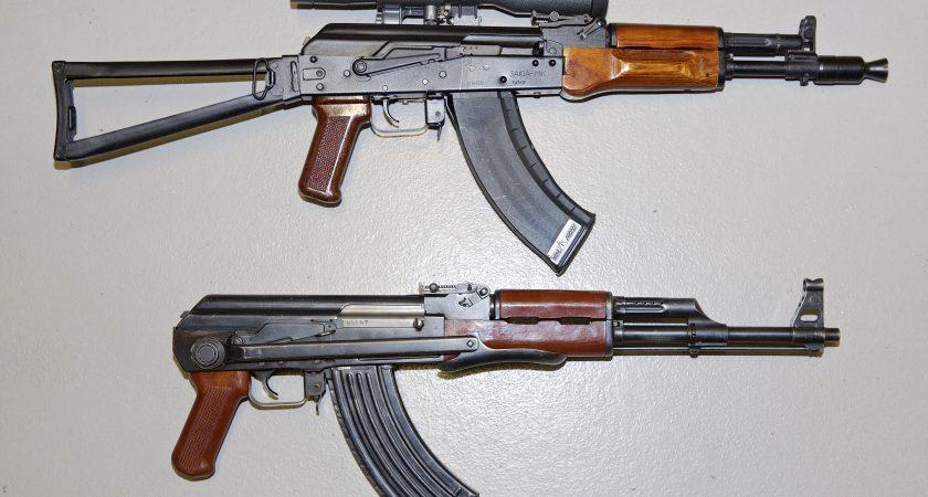Au début de l'année 2015, un «citoyen du Reich» a tenté d'acquérir au moins une Kalachnikov AK47 auprès d'un armurier luxembourgeois. (photo JC Ernst)