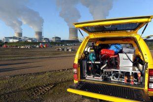 La fumée résultait de travaux en zone contrôlée de l'unité de production n°2. (illustration archives Hervé Montaigu)