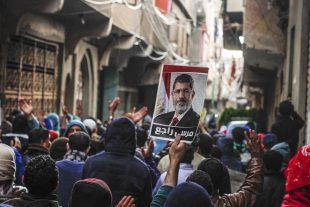 Mohamed Morsi avait été condamné en avril 2015, pour sa responsabilité dans des affrontements meurtriers. (photo archives AFP)