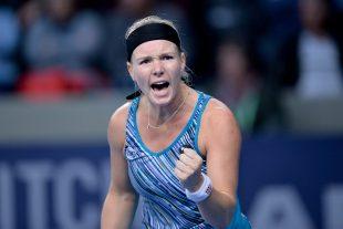 Kiki n'a pas encore perdu un set depuis son arrivée au Luxembourg. Elle est très impressionnante. (Photo : Julien Garroy)