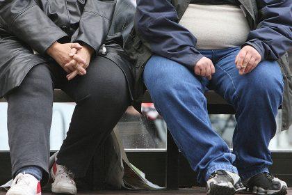 Près d'un adulte sur 6 au Luxembourg est considéré comme obèse. (Illustration : AFP)