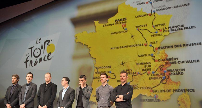Ce n'est pas la première fois que les coureurs débuteront leur Grande boucle dans un pays voisin. (photo AFP)