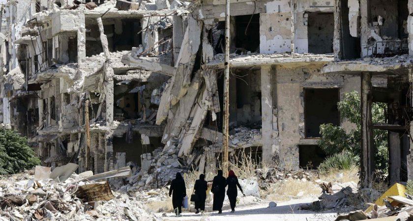 Au moins une résidente se trouve en Syrie, selon le gouvernement, mais son engagement aux côtés de Daech n'est pas confirmé. (illustration AFP)