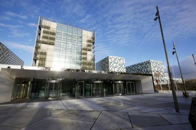 Le siège de la Cour pénale internationale, le 23 novembre 2015 à La Haye. (photo AFP)
