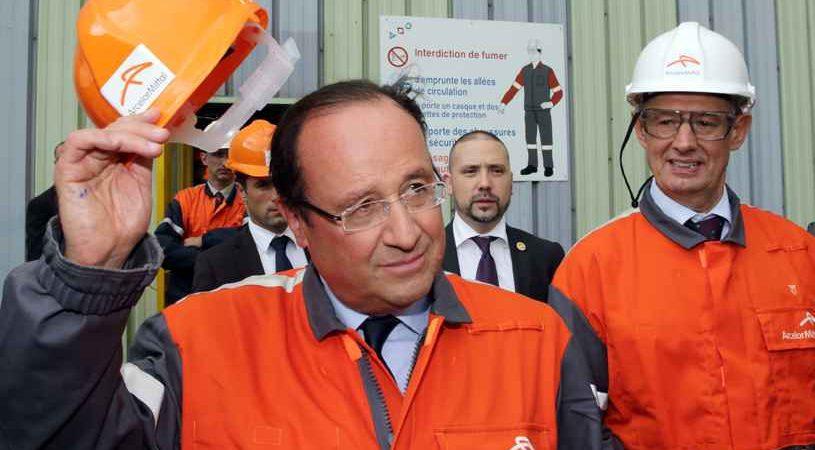 François Hollande candidat à la présidentielle ?