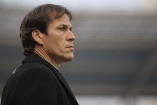 Rudi Garcia sera sur le banc de l'Olympique de Marseille dès dimanche soir face à Paris. (photo AFP)