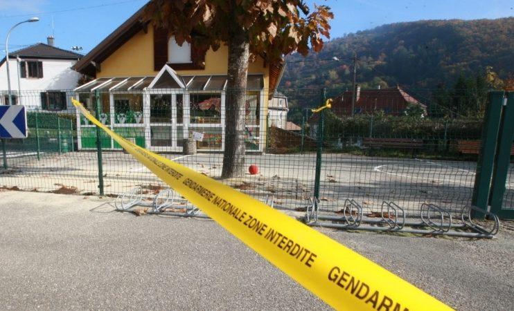 Alsace : un homme tué à l'arme blanche dans son camping-car