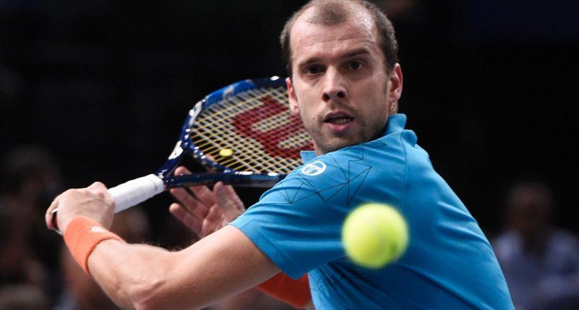 Murray dompte Isner en finale — Paris-Bercy